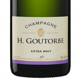 CHAMPAGNE HENRI GOUTORBE BRUT TRADITION NM
